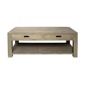 image-Studio Low Coffee Table 120cm, Oak