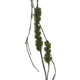 image-A by AMARA Christmas - Glitter Moss Twig Garland