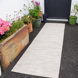 image-Stone Mottled Indoor  Outdoor Runner Rug - Patio