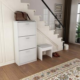 image-12 Pair Shoe Storage Cabinet Ebern Designs