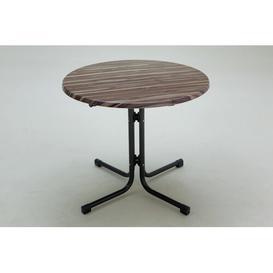image-Spelman Folding Steel Dining Table Sol 72 Outdoor