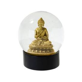 image-Talking Tables Buddha Snow Globe