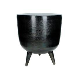 image-Sandersville Stool Williston Forge Colour: Black