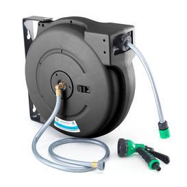 image-Water hose reel, 20m, incl. spray gun