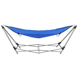 image-Foldable Camping Hammock with Stand Freeport Park