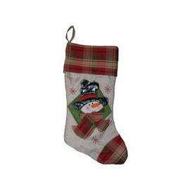 image-Snowman 51x26cm Christmas Stocking