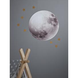 image-Moon & Stars Wall Stickers