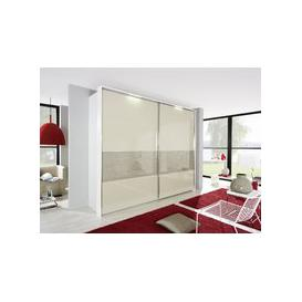 image-Rauch Xtend Sliding Wardrobe with Line-3 Applications