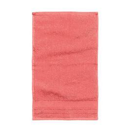 image-Basic Guest Towels (Set of 6) Tom Tailor Colour: Flamingo
