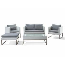 image-8 Piece Patio Sofa Cover Set Sol 72 Outdoor Colour: Grey