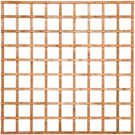 image-Lavanya Wood Lattice Panel Trellis (Set of 3) Sol 72 Outdoor Size: 183cm H x 183cm W x 3.2cm D