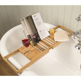 image-Bamboo Bath Rack Croydex