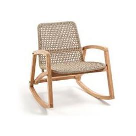 image-Taniska Eucalyptus Rocking Chair