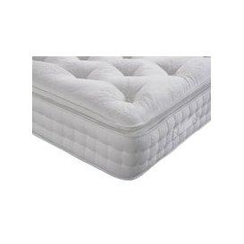 """image-Alpinia 3000 Pillow Top Pocket Natural Mattress - King Size (5' x 6'6\"""")"""