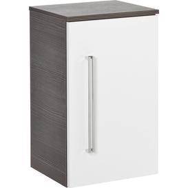image-Lugano / Como 35.5cm W x 59cm H x 32cm D Wall Mounted Bathroom Cabinet