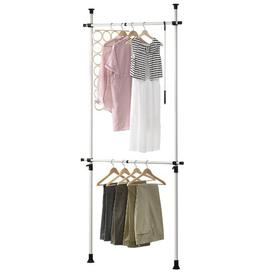 image-110cm Wide Clothes Rail Symple Stuff