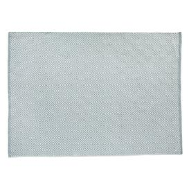 image-Diamond Reversible Rug 120 x 170cm, Gray
