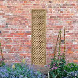 image-Leanna Wood Lattice Panel Trellis (Set of 3) Sol 72 Outdoor Size: 180cm H x 45cm W