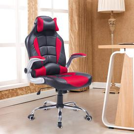 image-High Back Gaming Chair Symple Stuff