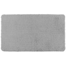 image-Kelsey Bath Mat Symple Stuff Size: 60 x 90cm, Colour: Light grey