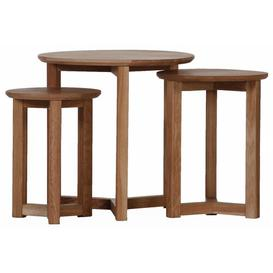 image-3 Piece Nest of Tables Bloomsbury Market