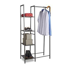 image-Mcnett 85cm Wide Clothes Rack Rebrilliant
