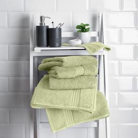image-Pistachio Egyptian Cotton Towel Pistachio
