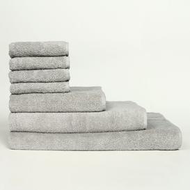 image-Belfry Bathroom Loft Hand Towel, Cotton, Teal
