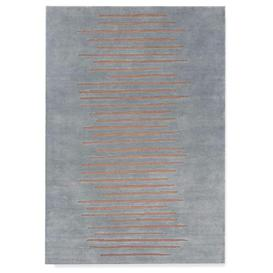 image-Portinfer Rug - 170 x 240 cm / Blue / Wool