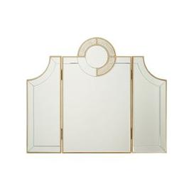 image-Antibes Contemporary Dressing Table Mirror