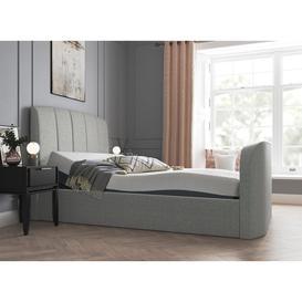 image-Seoul Sleepmotion 200i Adjustable TV Bed Frame 4'6 Double GREY