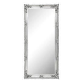 image-Kitt Leaner Mirror Fairmont Park Finish: Cream