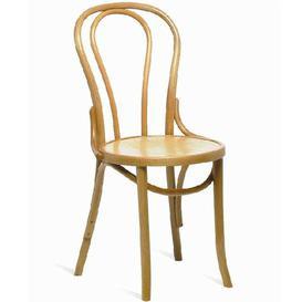 image-Zara Solid Beech Dining Chair Corrigan Studio Colour: Natural Beech