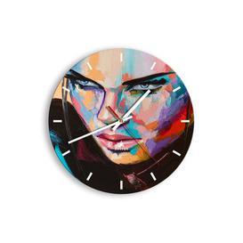 image-Shailene Silent Wall Clock Brayden Studio Size: 30cm H x 30cm W x 0.4cm D D