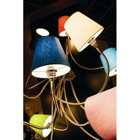 image-Nugent 5-Light Wall Spotlight Ebern Designs Colour: Chrome
