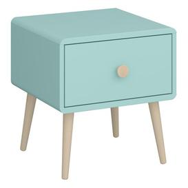 image-Falmouth 1 Drawer Bedside Table Mikado Living