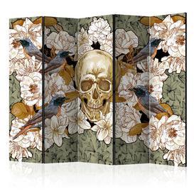 image-Craigville 5 Panel Room Divider Ebern Designs