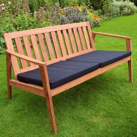 image-Aneesa Wooden Bench Sol 72 Outdoor