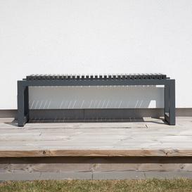 image-Lydon Aluminium Bench Sol 72 Outdoor