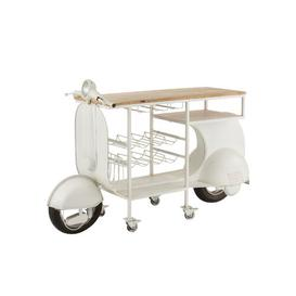 image-Ropesville Serving Cart August Grove