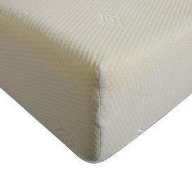 image-Kirkendall Reflex Foam Mattress Symple Stuff Size: Small Single (2'6)