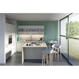 image-Gammons Kitchen Pantry Ebern Designs Finish: Sand Beige