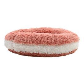 image-Sophia Bolster Cushion Archie & Oscar Size: 20cm H x 100cm W x 100cm D, Colour: Pink