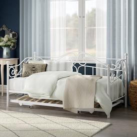 image-Amberboi Daybed with Trundle Fleur De Lis Living