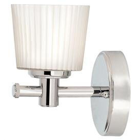 image-Elstead BATH/BN1 Binstead 1 Light Bathroom Wall Light