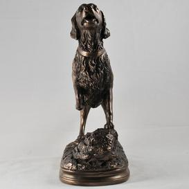image-Animal Retriever Cold Cast Figurine August Grove