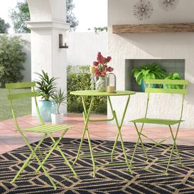 image-Hojovice 2 Seater Bistro Set Sol 72 Outdoor