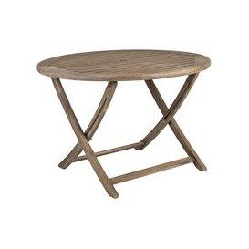 image-Alexander Rose Sherwood Round Folding Table 1.1m