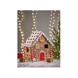 image-NEW Gingerbread House Advent Calendar