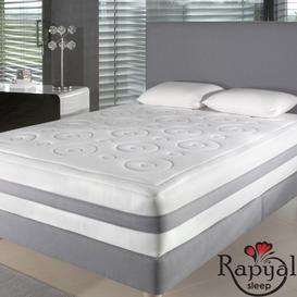 image-Rapyal Sleep Sense 1400 Pocket Memory Mattress